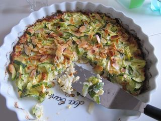Clafoutis courgettes 001red
