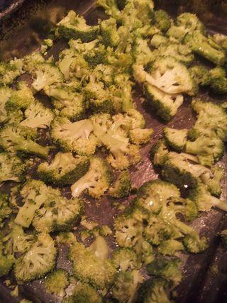 Ugnsbroccoli